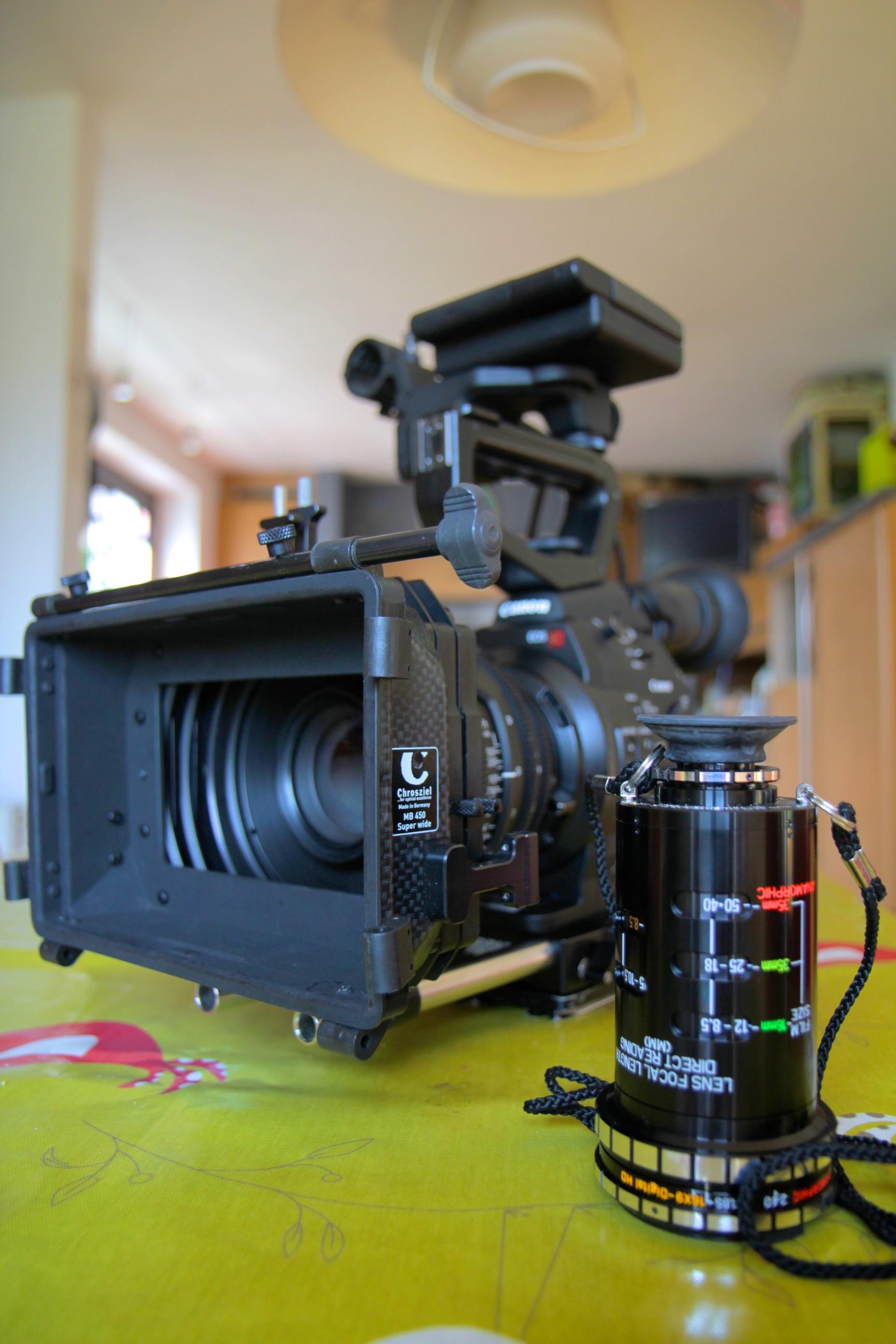 Winchester Camera